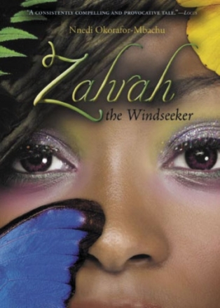 Zahrah the Windseeker cover
