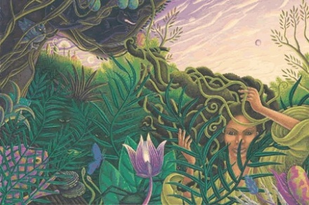 Original cover, Zahrah the Windseeker