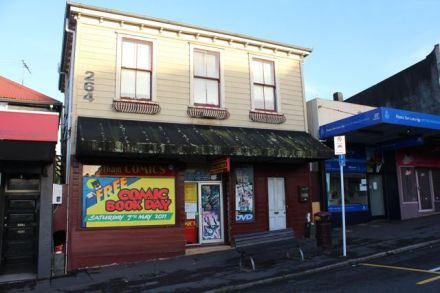 Gotham Comics, Auckland, New Zealand