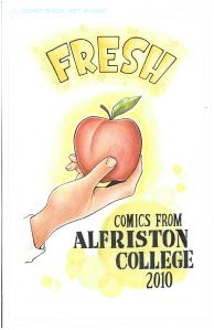 Comics from Alfriston Colllege