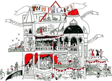 Fun Palaces illustration