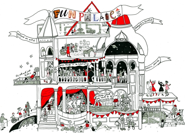 Fun Palaces illustration