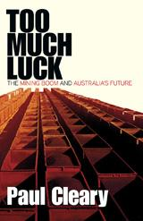 Too Much Luck, Paul Cleary