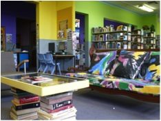 Parkes High School Library