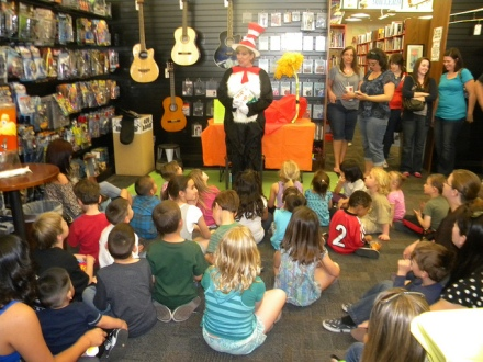 The Cat in the Hat at Bookmans, Arizona