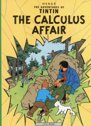 The Calculus Affair cover