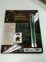 World of Warcraft chopsticks