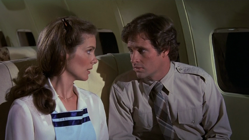 Ted and Elaine from AIRPLANE/FLYING HIGH