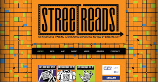 Street Reads - Badass choose-your-own adventure from Brisbane Writers' Festival - click to find out more!