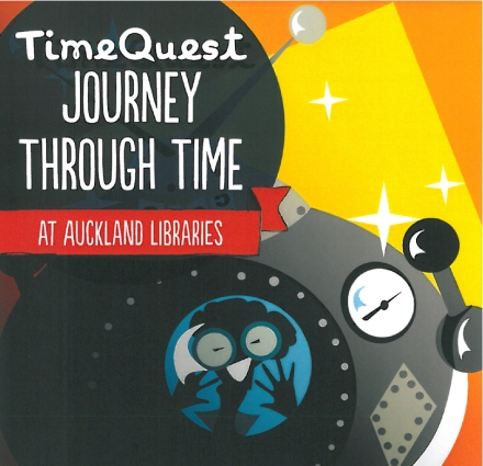 Auckland Libraries - Timequest