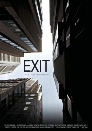 EXIT (2011) movie poster