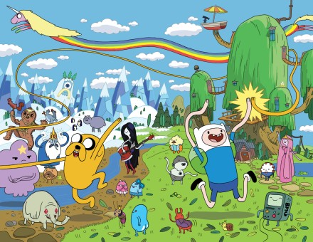 Adventure Time Characters! Image from land-of-ooo-roleplay.tumblr.com