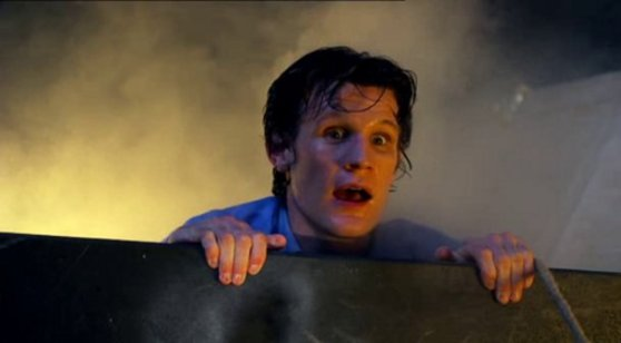 The Eleventh Doctor played by Matt Smith