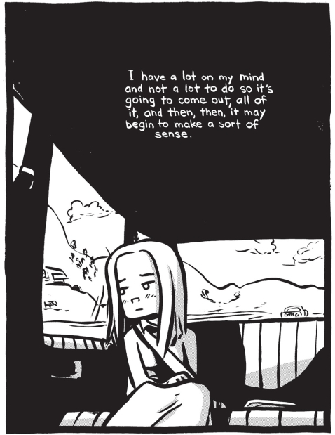 Bryan Lee O'Malley - LOST AT SEA
