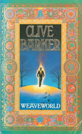 WEAVEWORLD paperback cover