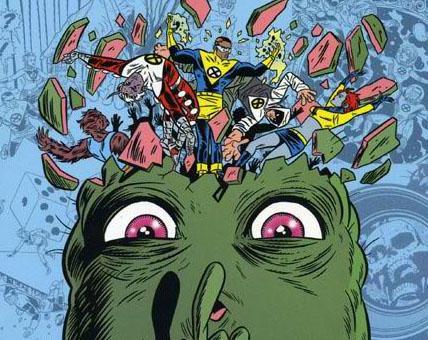 X-Statix comic