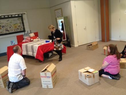 Parkes Library Fun Palace Preparations