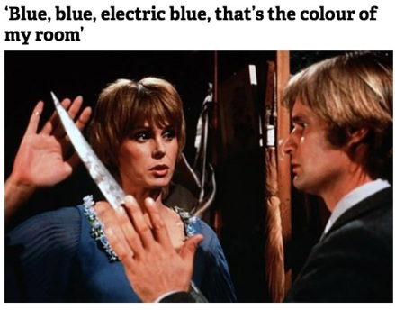 Sapphire and Steel - from Frank Collin's MovieMail column