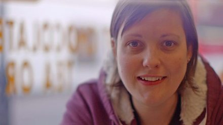 Josie Long on Artsnight