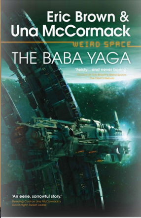 The Baba Yaga Una McCormack cover