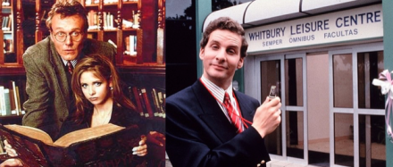 Buffy the Vampire Slayer and the Brittas Empire