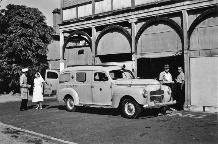Queensland ambulance