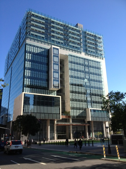 Queen Elizabeth II Courts of Law, Brisbane